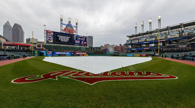 As much of the country has dealt with extreme, unpredictable and outright bizarre weather this April, MLB games keep getting postponed.