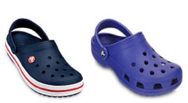 0be5490794ea Balenciaga Crocs  The  Ugly Shoe  Hits the Runway During Paris ...