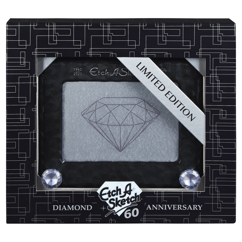 Diamond Edition Etch A Sketch (Photo: Spin Master)