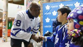 PHT Morning Skate: Val James honored; Top 20 NHL Defensemen