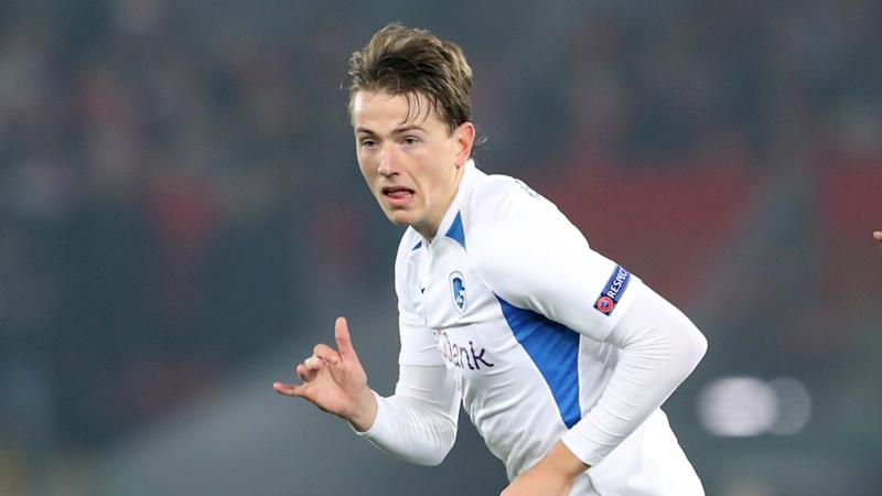 Chelsea ready to compete with Liverpool and Napoli for Genk's Berge