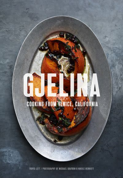 """<p>Your home cook can try their hand at California cuisine with this gorgeous cookbook from Travis Lett, chef of the mega-popular Venice restaurant Gjelina.<br /></p><p>$19.25 at<a href=""""http://www.amazon.com/gp/product/B013L9R78O/ref=dp-kindle-redirect?ie=UTF8&btkr=1"""">Amazon</a></p>"""