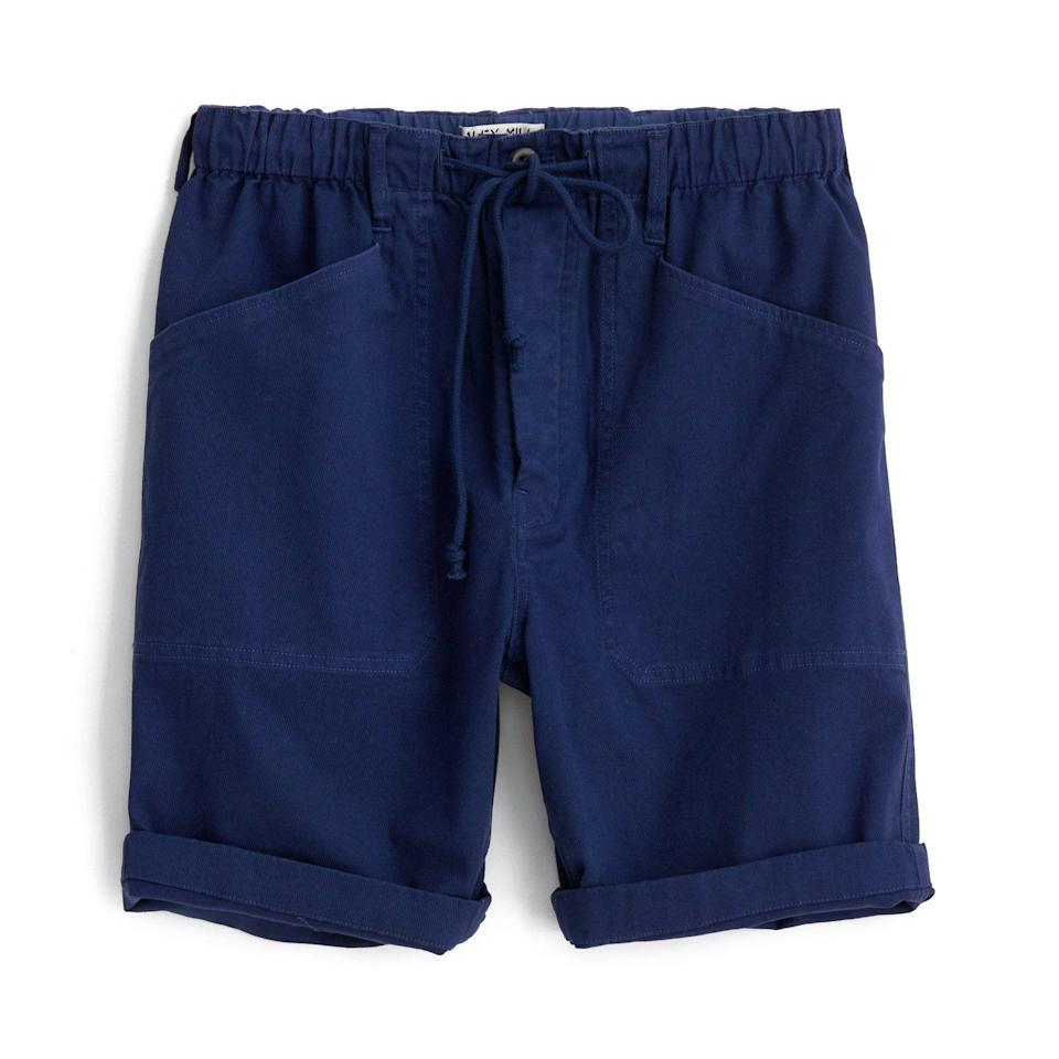 """<p><strong>Alex Mill</strong></p><p>huckberry.com</p><p><a href=""""https://go.redirectingat.com?id=74968X1596630&url=https%3A%2F%2Fhuckberry.com%2Fstore%2Falex-mill%2Fcategory%2Fp%2F66286-pull-on-button-fly-short-8&sref=https%3A%2F%2Fwww.esquire.com%2Fstyle%2Fmens-fashion%2Fg36547229%2Fhuckberry-memorial-day-sale%2F"""" rel=""""nofollow noopener"""" target=""""_blank"""" data-ylk=""""slk:Shop Now"""" class=""""link rapid-noclick-resp"""">Shop Now</a></p><p><strong><del>$95</del> $67 (30% off)</strong></p>"""