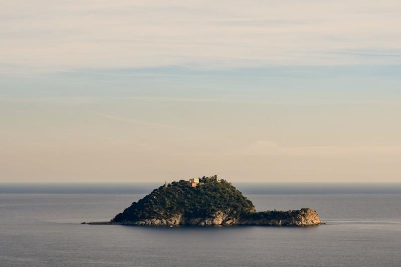 The Gallinara Island (hens island) takes its name from the wild hens that populated it in the past, Alassio, Liguria, Italy (Photo: Simona Sirio via Getty Images)