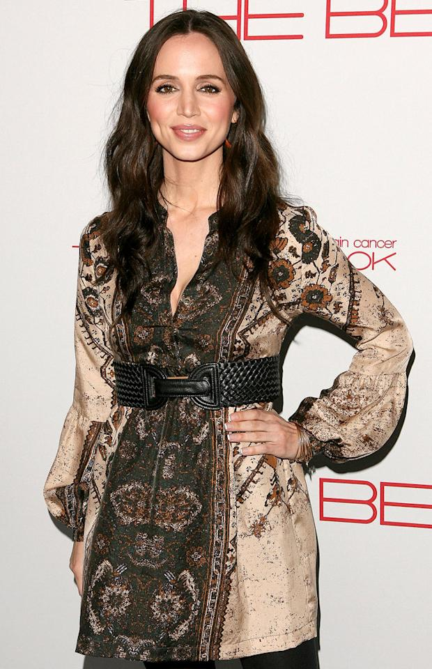 Eliza Dushku turns 31 on December 30.