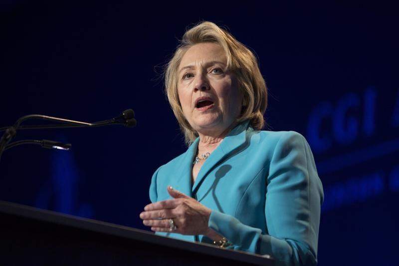 Hillary Clinton turning toward nonprofit world