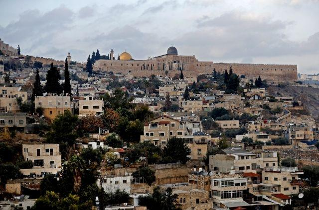 Take a tour of Jerusalem without leaving your couch