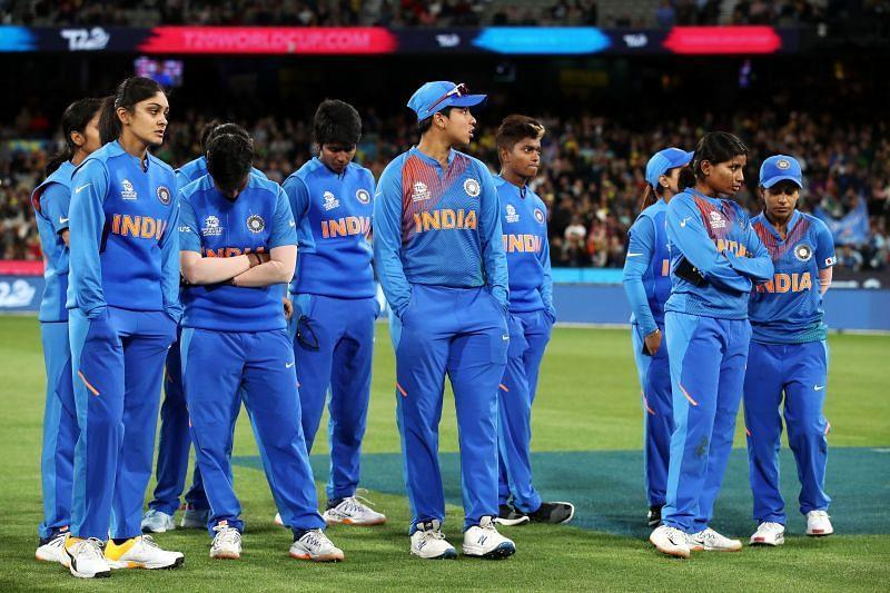 India haven't played competitive cricket since the Women's T20 Cricket World Cup final
