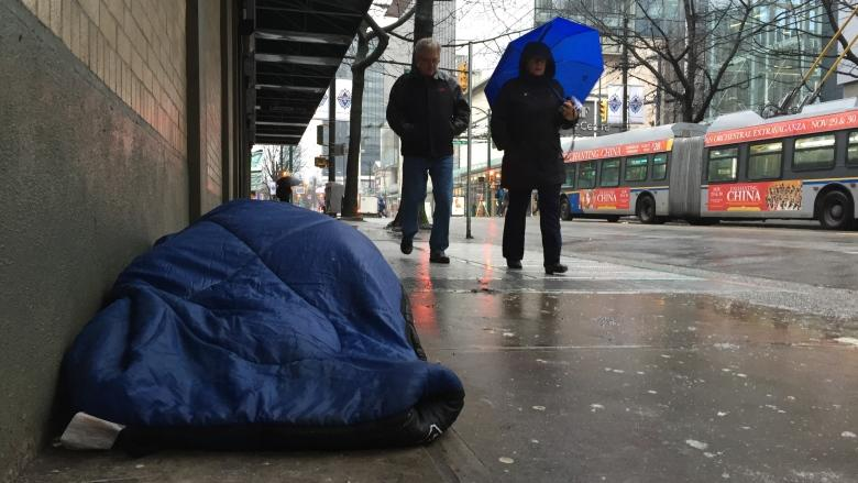 Homelessness up 30% in Metro Vancouver in latest count