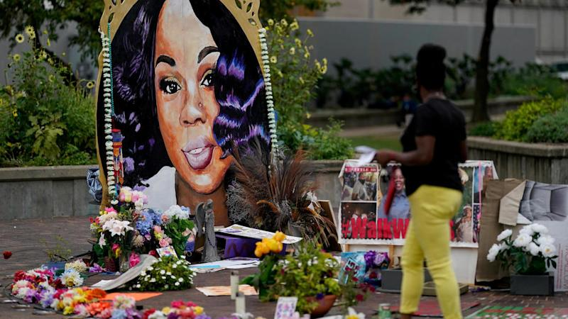 US officer charged over Breonna Taylor shooting, but not for her death