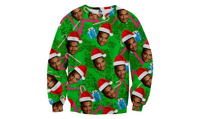 "<p>All that's missing: you, wearing this sweater, doing <a href=""https://www.youtube.com/watch?v=Lxqa2Haf8lo"" rel=""nofollow noopener"" target=""_blank"" data-ylk=""slk:the Carlton dance"" class=""link rapid-noclick-resp"">the Carlton dance</a>. <a href=""https://www.etsy.com/listing/483583539/carlton-christmas-sweater-ugly-christmas?ga_order=most_relevant&ga_search_type=all&ga_view_type=gallery&ga_search_query=carlton%20christmas%20sweater&ref=sr_gallery_1"" rel=""nofollow noopener"" target=""_blank"" data-ylk=""slk:Buy here"" class=""link rapid-noclick-resp""><strong>Buy here</strong></a> </p>"