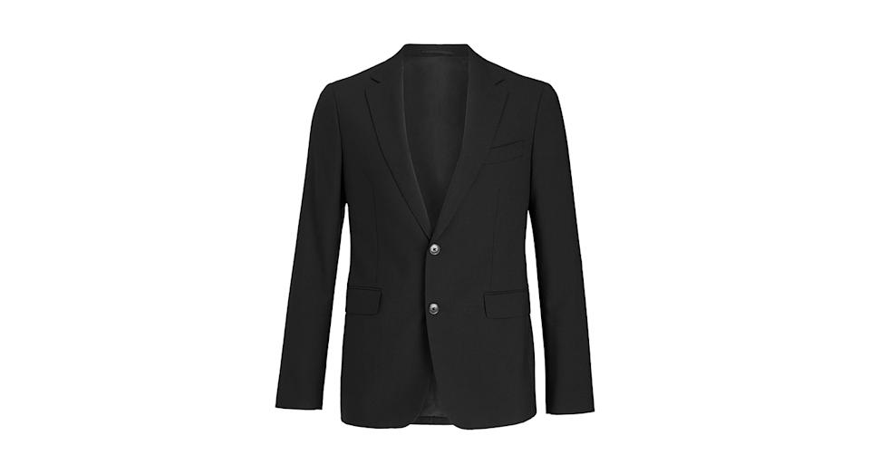 John Lewis & Partners Wool Travel Suit Jacket