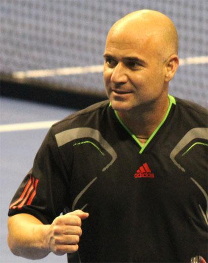 The former world no 1 tennis player sent shock waves around the sporting world after he released his autobiography titled Open, documenting his use of the highly addictive drug, crystal meth. In his autobiography, Agassi revealed that his father had pushed him into pursuing tennis at the young age of 13, by enrolling him in a tennis boarding school. In 1997, during a period when he suffered from depression, Agassi turned to drug abuse – a revelation which saw many from the tennis world criticise him and demand that he return the trophies he had won during the period. Agassi also wrote about his wife, former tennis number 1 Steffi Graff was a pillar of support. <em><strong>Image credit:</strong></em> By Shinya Suzuki from New York, U.S.A. - Andre Agassi, CC BY 2.0, https://commons.wikimedia.org/w/index.php?curid=19844935