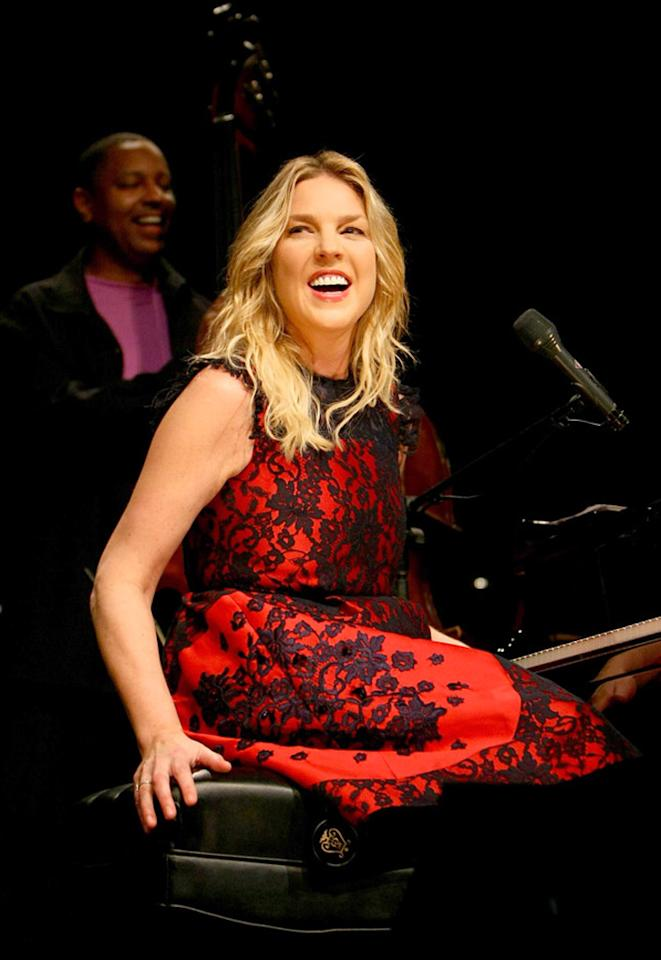 Diana Krall's birthday is November 16. She turns 47.
