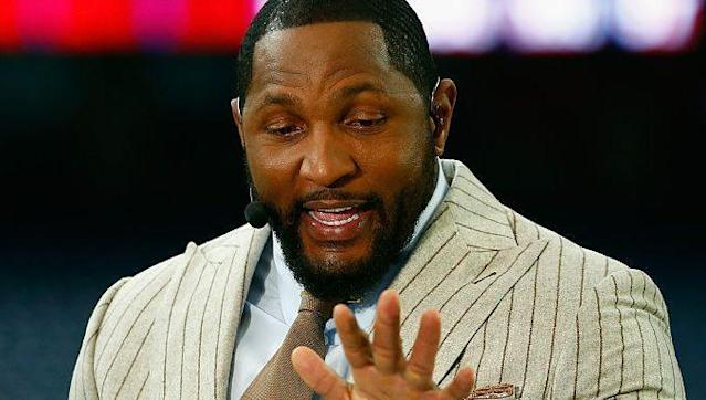 Ray Lewis. (AP) <br>