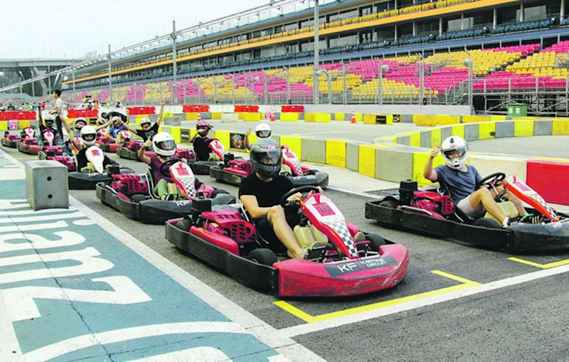 Motorheads can take themselves on a go-karting experience at Orchard Road from 19 – 22 Sept 2019. The Arena of Speed Challenge is part of Legion of Racers' Festival of Speed, a series of racing-themed events during the Grand Prix Season.