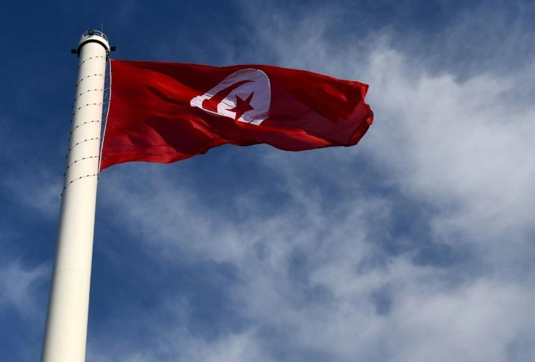 Tunisia's economy has been battered by political instability and the coronavirus pandemic (AFP/FETHI BELAID)