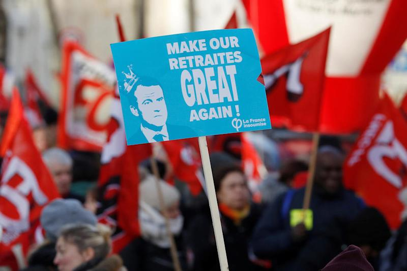 Why France's 'unsustainable' pension system may well be sustainable
