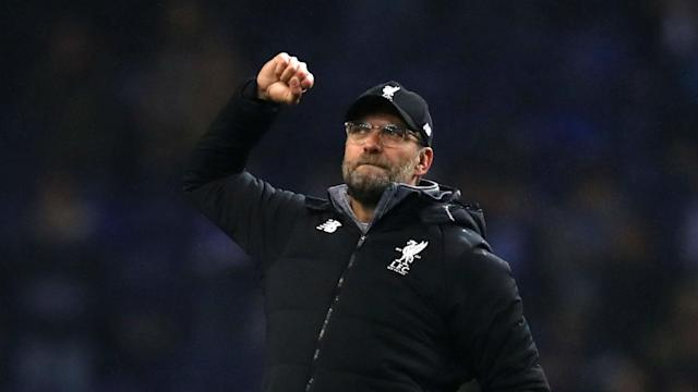 Liverpool's manager praised a sparkling performance from his side after a first leg demolition of Porto and insisted the result came through hard work