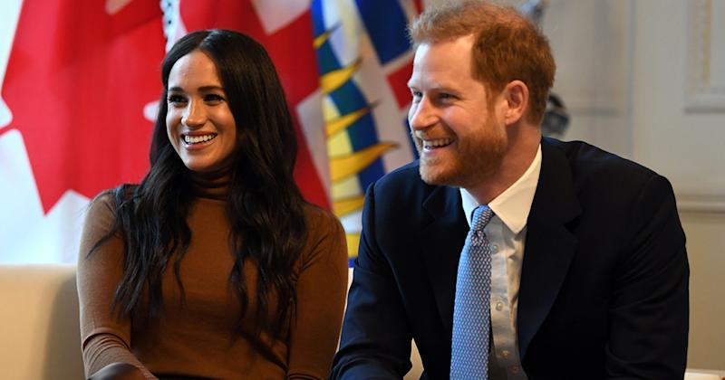 Prince Harry And Meghan Markle Drop HRH Titles And Lose Public Funds