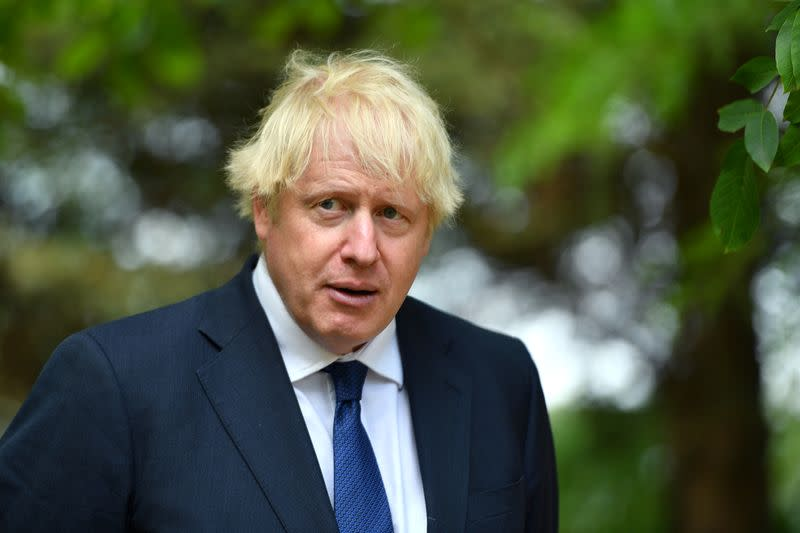 Johnson to launch drive to get Britain back to the office - Telegraph