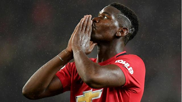 Ole Gunnar Solskjaer ruled Paul Pogba out of Manchester United's reunion with Jose Mourinho as he denied fearing for his job.