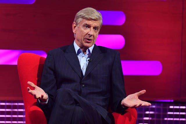 Arsenal Wenger is FIFA's chief of global football development
