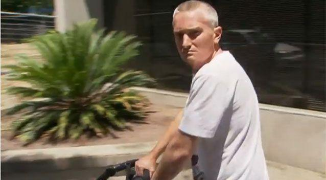 Mr Smart previously denied his actions to 7 News. Photo: 7 News