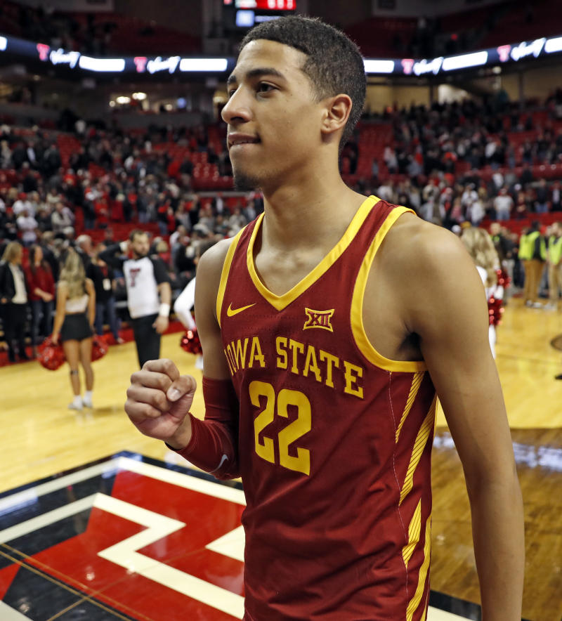 Iowa State men's basketball knocks off No. 9 Texas Tech