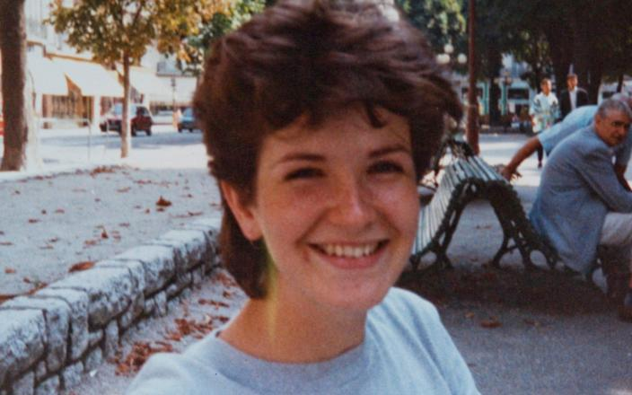 Joanna Parrish was found in the River Yonne near Auxerre, Burgundy, in 1990 - Christopher Jones/Roger Parrish