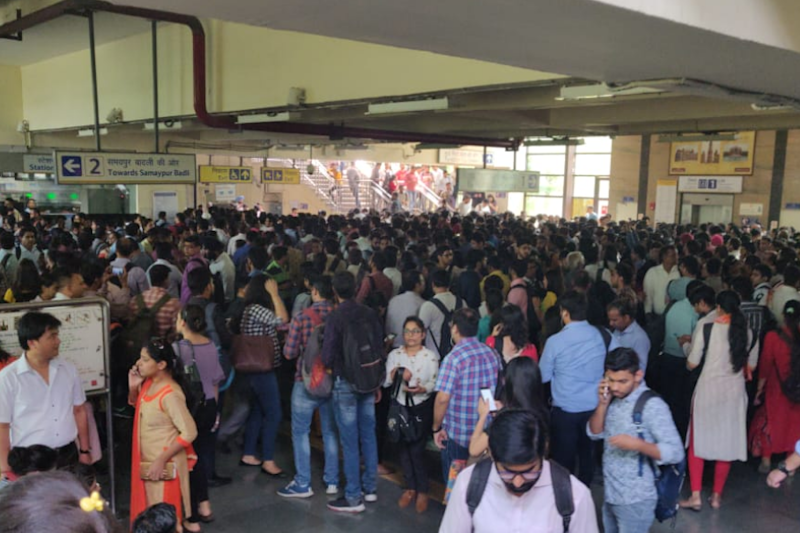 Technical Snags Cannot be Ruled Out Completely, Says DMRC a Day After Glitch Left Thousands Stranded