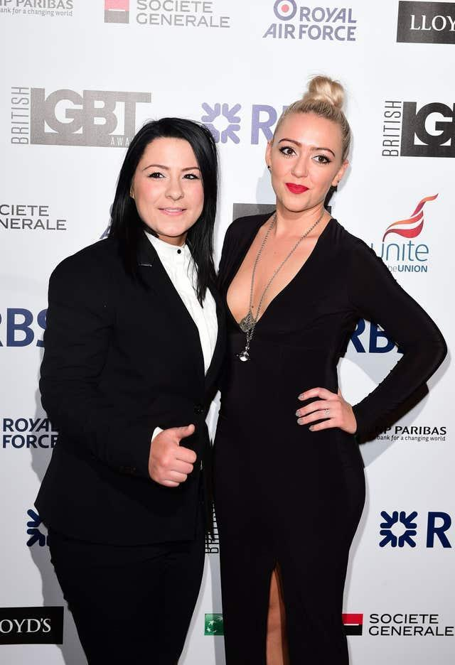 British LGBT Awards – London