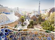 <p>If art and architecture are your thing, you'd be hard pressed to find a better vacation spot than Barcelona. There you'll find Dalí-esque buildings, tons of intricate mosaics and the best of architect Gaudí's work, like the yet-unfinished Sagrada Família.</p>