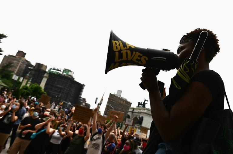 Protests over the death of George Floyd in police custody have brought a new crisis to an already reeling US