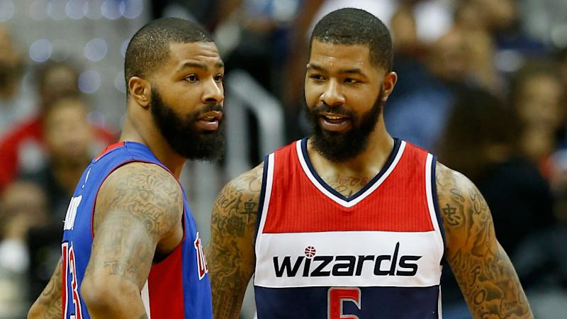 Marcus Morris denies replacing twin brother Markieff in Wizards playoff game