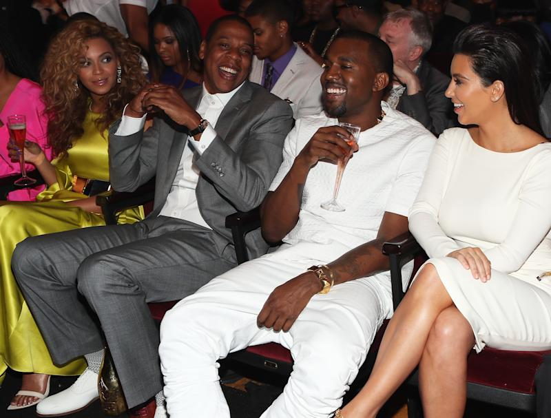 Kanye West Is Not Very Pleased with Jay Z