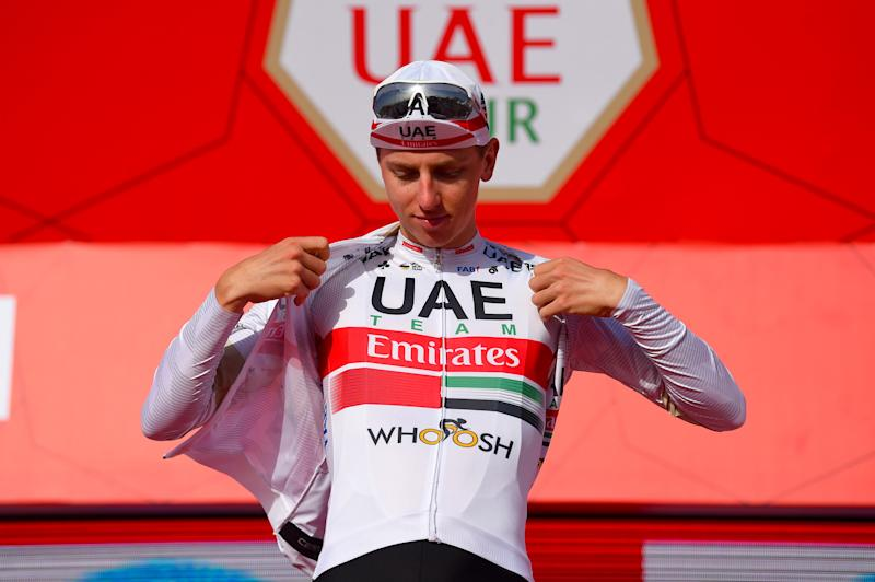 UAE Tour 2020 2nd Edition 5th stage Al Ain Jebel Hafeet 162 km 27022020 Tadej Pogacar SLO UAE Team Emirates photo Dario BelingheriBettiniPhoto2020