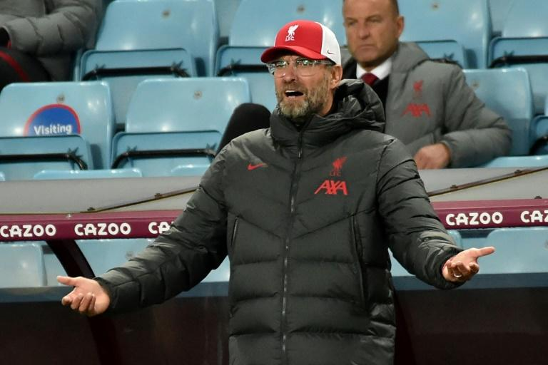 'We lost the plot', says Klopp after Liverpool ship seven