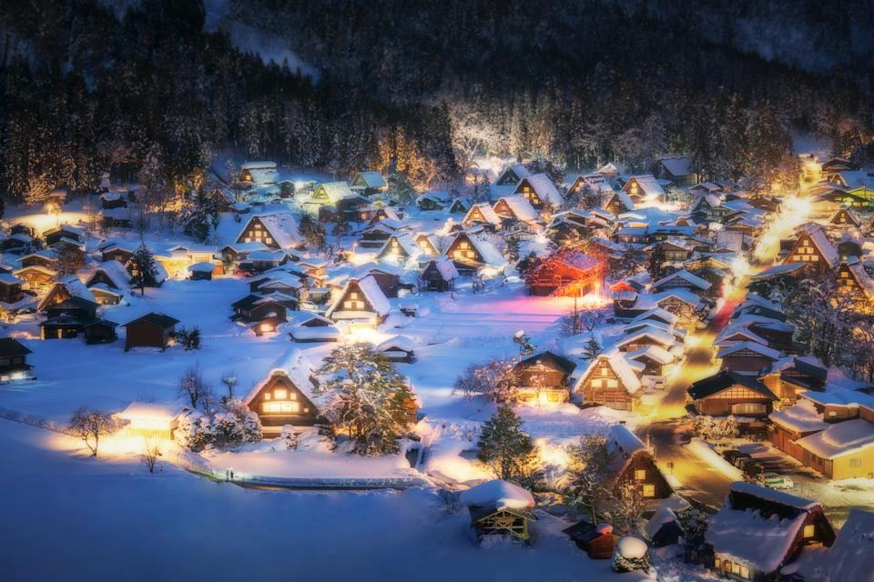 Winter Wonders na Bélgica (foto: Getty Images)