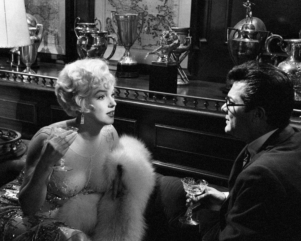 <p>Marilyn Monroe, Jack Lemmon, and Tony Curtis star this Billy Wilder classic. The ridiculously talented ensemble created one of the best comedies ever made.</p>