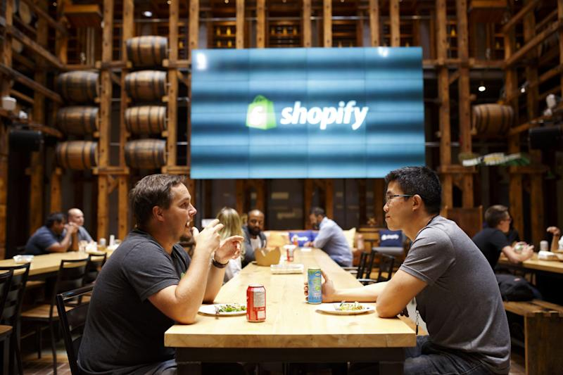 "(Bloomberg) -- Same-day shipping is becoming the norm for online shoppers but for smaller merchants it can be a logistical nightmare. That's where Shopify Inc. can step in, says Ric Kostick, chief executive officer of 100% PURE.The natural skincare company ships up to 5,000 orders a day from its own warehouse in San Jose, California. That works fine for customers on the West Coast but it can take up to a week to get its bamboo blur powder and coconut shower gel to the rest of the U.S. The company contemplated setting up an East Coast warehouse but the prospect was technically daunting.""The hardest thing is programming the technology to route the packages the right way and route the orders based on what a customer orders and what inventory is available at each site. Shopify has built the technology to calculate this,"" says Kostick, who co-founded 100% PURE in 2004. ""This is something I've wanted for years.""When Shopify said last month that it was moving into the fulfillment business -- essentially charging online merchants to store and ship their products -- the shares spiked and analysts began talking about the Canadian upstart as a potential competitor to Amazon.com Inc.It's unlikely to become a serious threat to Amazon at this point. But many analysts believe the Ottawa-based company's decision to add logistics to its range of online services is smart because it could help keep customers loyal, fend off competition and create an additional source of revenue. The move also could potentially pry small merchants from Amazon, which is focusing more on mega brands like Procter & Gamble Co.""A merchant is doing tens of millions of dollars in revenue but their fulfillment is a complete mess and that could prevent them from being successful,"" says Taylor Sicard, a former Shopify employee who now runs a company that helps merchants set up e-commerce businesses. ""It is a massive opportunity for Shopify.""Founded in 2006, Shopify had a simple pitch: pay us $29 a month and we'll give you all the tools required to start an online business. Many Shopify customers fail, but the more successful they are, the more money Shopify makes through transaction fees and higher-priced subscription tiers. Its Shopify Plus premium service, which counts Kylie Jenner, The New York Times and 100% PURE as its customers, can cost at least $2,000 per month.Investors love the model. Shopify shares have soared more than 1,800% since the company went public in May 2015, making it one of Canada's most successful startups. The stock has been hitting records almost daily and now has a market value of C$48.73 billion ($37 billion), bigger than two the country's oldest financial heavyweights, Manulife Financial Corp. and Canadian Imperial Bank of Commerce.But Shopify has struggled to make a profit and is poised to report a net loss of $35 million on sales of $320 million for the second quarter on Aug. 1, according to the average of analyst estimates compiled by Bloomberg.As the company matures, meanwhile, it will be harder to sustain the average 74% year-over-year revenue growth rates it has managed over the past three years. There are also concerns that Shopify relies too heavily on a few, large merchants that use its premium services. Most of the company's customers, which amounted to over 820,000 as of June, are smaller and tend to flame out on a regular basis, creating considerable churn.That's where the fulfillment service comes in. The company has pledged to negotiate low rates with warehouses and shipping companies, then pass those savings on to its customers. In the future, Shopify could pool shipments from different merchants together, making shipping faster and cheaper and gaining some of the same advantages Amazon gets from its centralized fulfillment network.Initial PhaseIt's partnered with logistics firms to offer the service to merchants shipping orders of 10 to 10,000 items in seven warehouses in states including Nevada, California, and Texas in the initial phase.""Right now it is really important that we invest in the right growth opportunities for the future and not necessarily take our foot off the gas,"" says Harley Finkelstein, Shopify's chief operating officer.Many merchants prefer using Shopify because they can create a brand on their own website, rather than being subsumed into an Amazon-style marketplace. The new fulfillment service will also let them slap their brand on the shipping cartons, something some fulfillment companies don't offer.Kostick, who also sells his products on Amazon and uses its fulfillment network says the U.S. company provides access to one of the fastest-growing distribution channels for beauty products in the U.S., but Shopify offers more control.""You can customize your own website however you want,"" he says. ""Basically, you're empowered.""Jennifer Harper, who also sells sustainable cosmetics through Shopify, says she will wait until Shopify sorts out any kinks before trying the fulfillment service. Others say it could be difficult and expensive to get out of existing contracts with standalone services in the short term.Happy MerchantsShopify says it could eventually build its own warehouses. While Shopify's finance chief, Amy Shapero, has said that the company will be able to offset the cost with fees for the new service, some analysts say revenue will be limited at first because Shopify will need to offer discounts to lure merchants.Amazon may have little to fear from Canada's most valuable tech company at this point. Still, Shopify offers a serious alternative to the Seattle leviathan.""Amazon is all about trying to satisfy the customer,"" says Anurag Rana, a senior analyst at Bloomberg Intelligence. ""They do whatever they can in their power to squeeze money out of the merchants to give it to customers. Shopify is the exact opposite. They will do whatever it takes to help the merchant and maximize their profit.""(Updates with share price and market cap in seventh paragraph)To contact the reporter on this story: Simran Jagdev in Toronto at sjagdev1@bloomberg.netTo contact the editors responsible for this story: Jacqueline Thorpe at jthorpe23@bloomberg.net, ;Jillian Ward at jward56@bloomberg.net, Robin AjelloFor more articles like this, please visit us at bloomberg.com©2019 Bloomberg L.P."