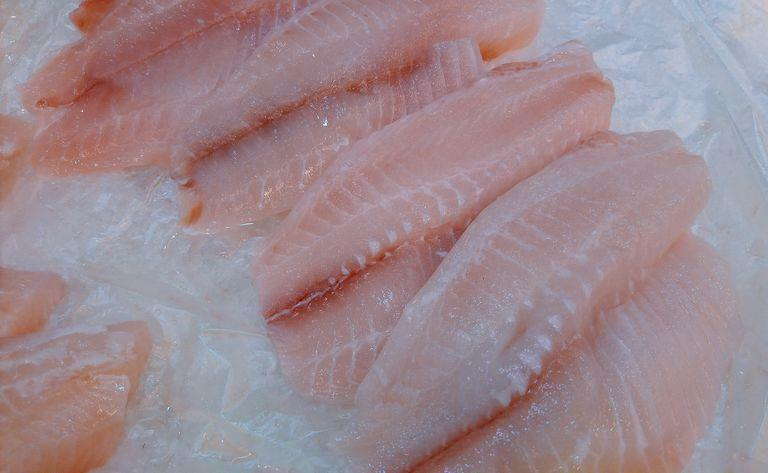 <p>Again, it's fine to put the stuff back in the freezer assuming you thawed it properly, but chances are you're re-freezing not properly <em>un</em>-frozen fish and that's not safe.</p>