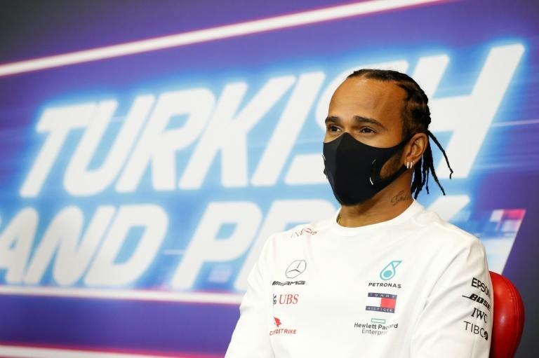 Hamilton could seal a record-equalling seventh world title this weekend