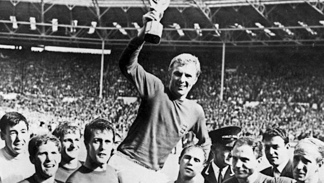 "<p>30 July 1966. The day that for an English football fan has not and perhaps will not, be ever eclipsed. </p> <br><p>As 96,924 fans had packed out Wembley, the hosts' were crowned World champions for their - so far - only time in history. </p> <br><p>After Martin Peters had given Alf Ramsey's side a 12th-minute lead, Helmut Haller equalised seconds later with Geoff Hurst netting the first of what would be a glorious hat-trick, six minutes later to restore the advantage.</p> <br><p>England were seconds away from victory before Wolfgang Weber dramatically took the game to extra time. Then in the 102nd minute, an event occurred which is still debated to this day.</p> <br><p>After Hurst had hammered a shot against crossbar, the ball bounced back down onto the line, as England players celebrated. With confusion reigning, referee Gottfried Dienst awarded the goal to scenes of consternation from the German players and coaching staff, as a global TV audience of around 400 million people were left to argue whether the goal should have stood.</p> <br><p>England broke on the counter attack which led to BBC commentator Kenneth Wolstenholme to utter the famous line, ""And here comes Hurst. He's got... some people are on the pitch, they think it's all over. It is now! ""</p>"