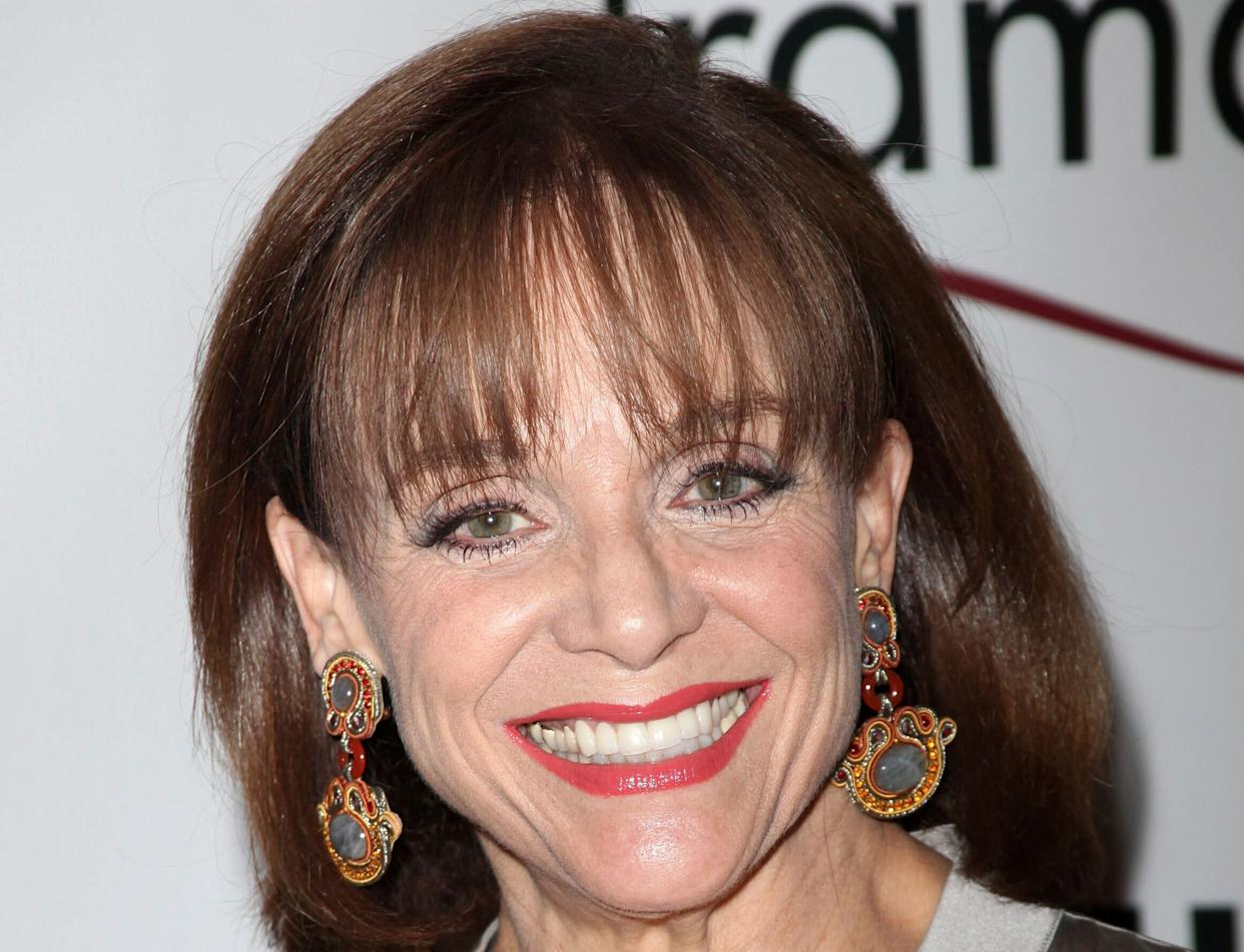 """Sitcom star Valerie Harper, who was best known for playing Rhoda Morgenstern on """"The Mary Tyler Moore Show"""" and its spinoff """"Rhoda,"""" died on Aug. 30, 2019. She was 80."""