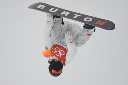 <p>Shaun White nails an astonishing final run for victory in the halfpipe at the Pyeongchang Olympics on Wednesday. It was Team USA's 100th gold in Winter Olympics and White's third after 2006 and 2010 </p>