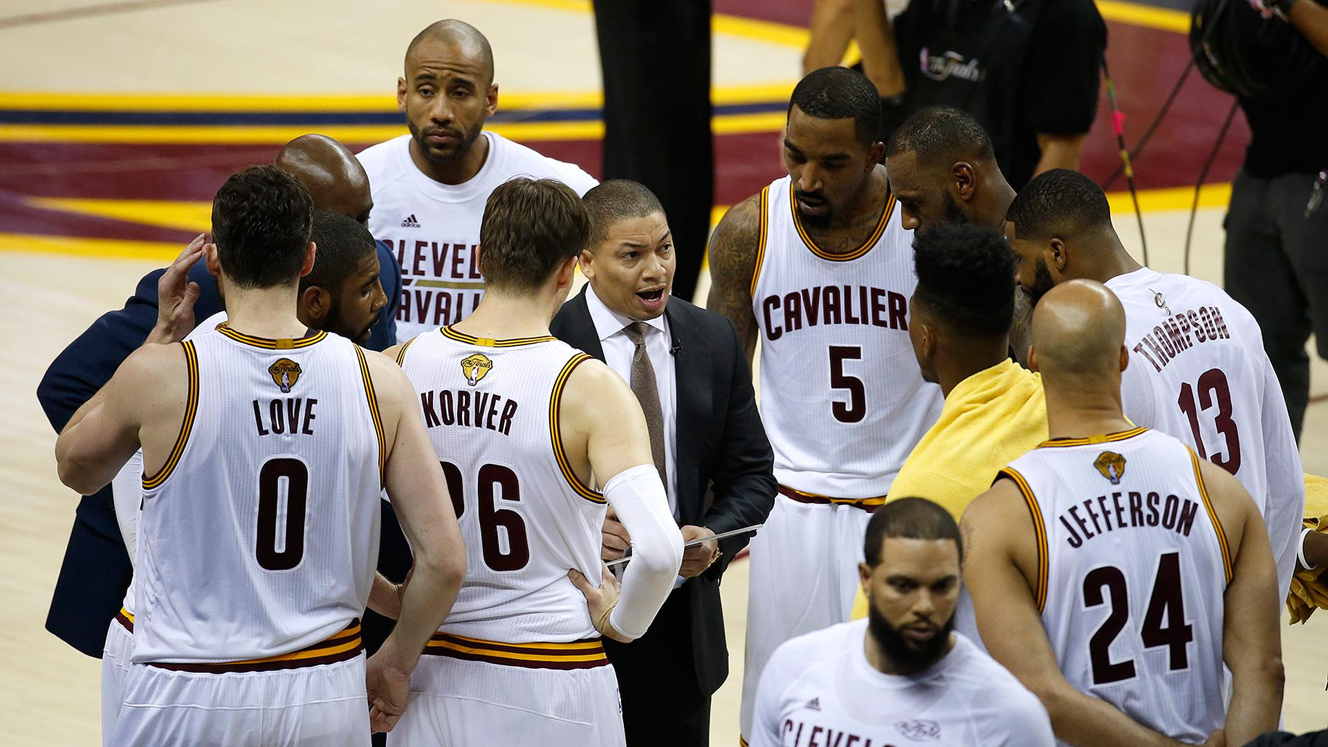 Why the future is 'limited' for the Cavaliers [Video]