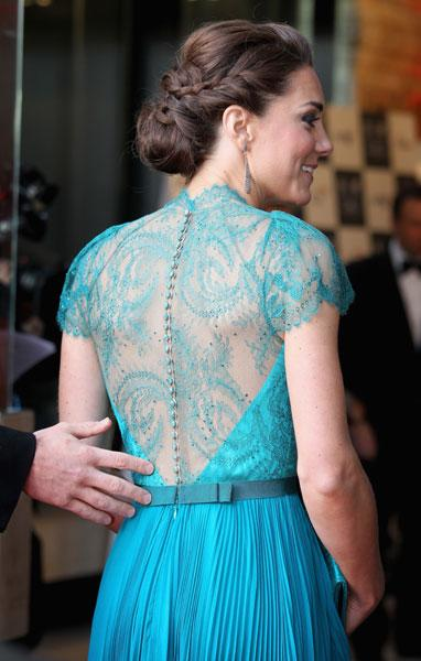 Kate Middleton Wears Jenny Packham Gown and Jimmy Choo Heels at 'Our Greatest Team Rises' Olympic Concert