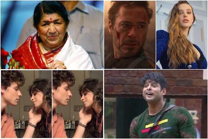 Lata Mangeshkar Still in Hospital, Sidharth Shukla Rules Bigg Boss 13