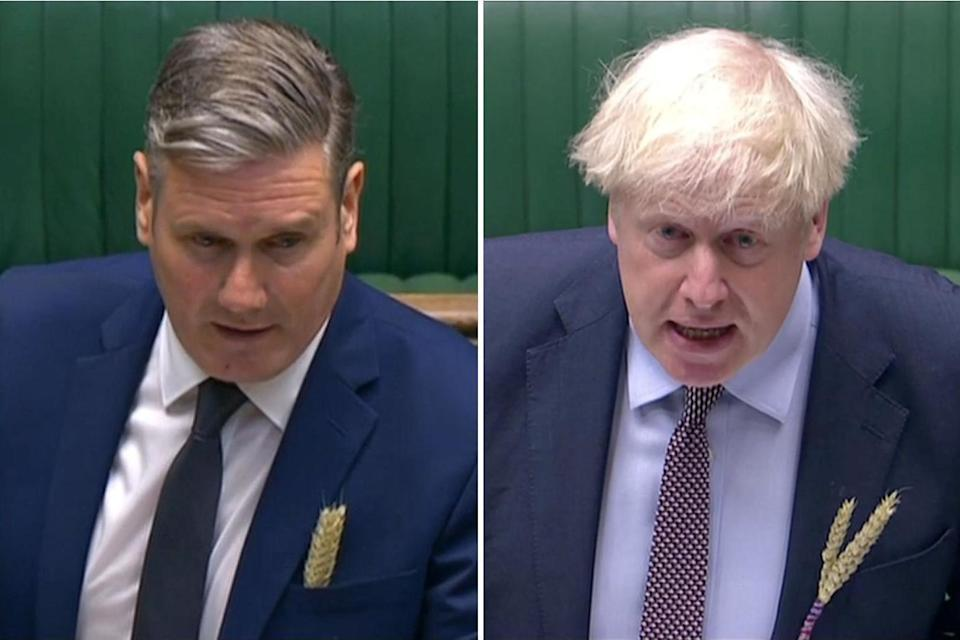 The Government's proposals, contained in the UK Internal Market Bill, have provoked a furious reaction from some Conservative MPs. (PMQs) in the House of Commons